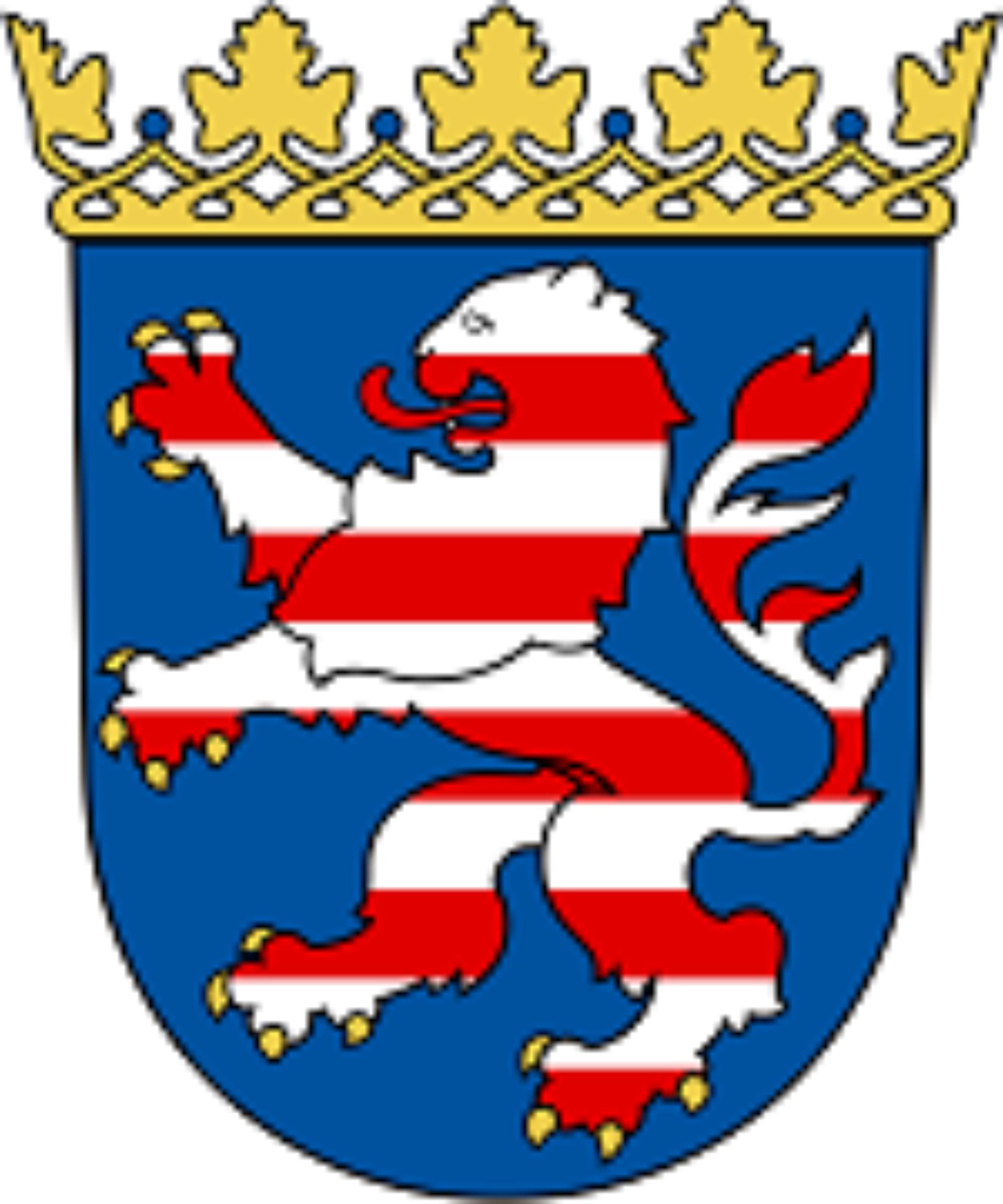 Landeswappen Hessen
