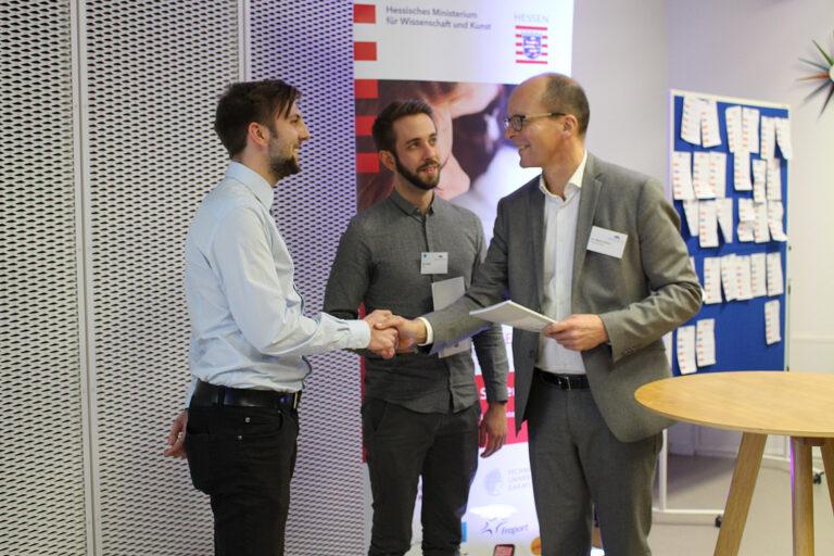 Read more about the article Förderung durch das Hessen Ideen-Stipendium